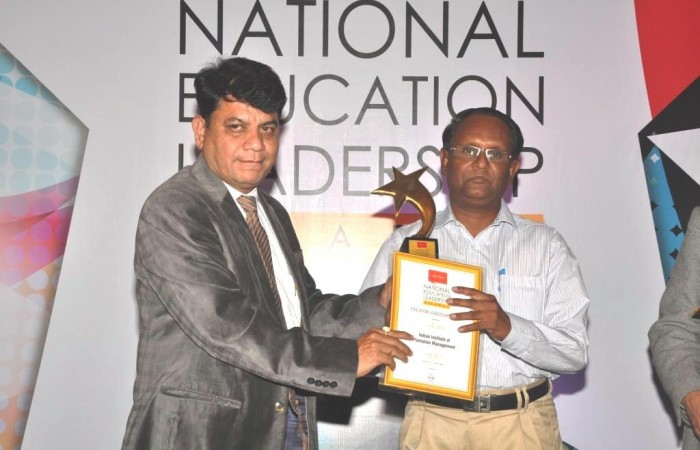 2014 National Education Leadership Award