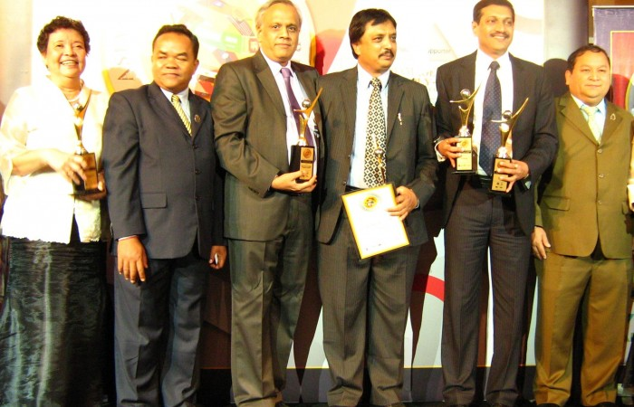 Development Leadership Awards 2012