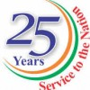 IIPM 25 Years of Service Logo