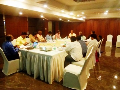 First Advisory Committee Meeting