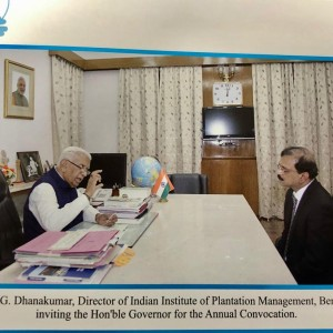 Dr. VGD Governor